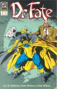 Doctor Fate (1988 series) #2, VF+ (Stock photo)