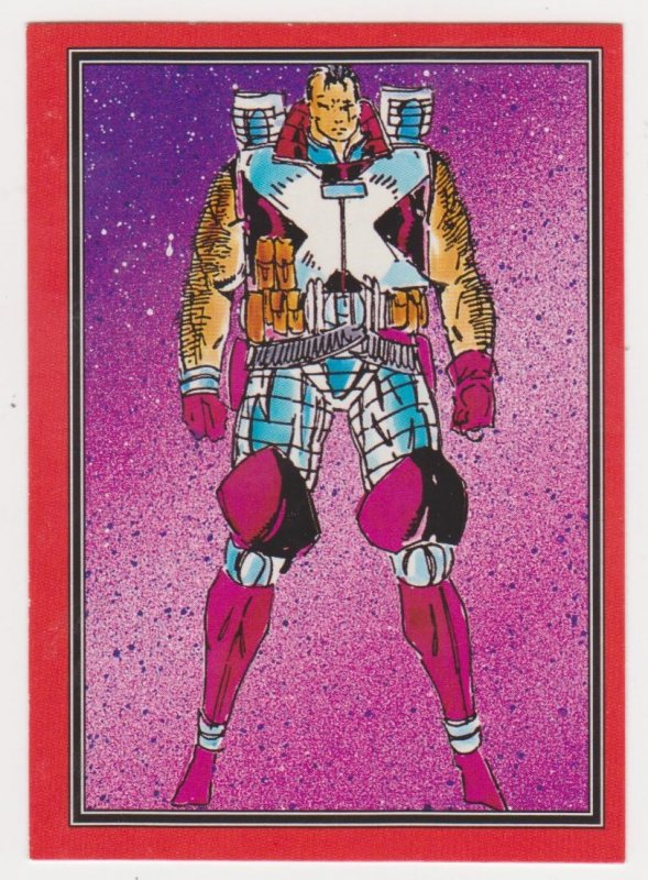 1992 Comic Images Youngblood #88