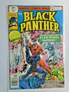 Black Panther #15 last issue 1st Series 5.0 (1979)