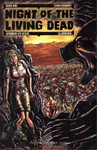 Night of the Living Dead: Aftermath (2nd Series) #6 VF/NM; Avatar | save on ship