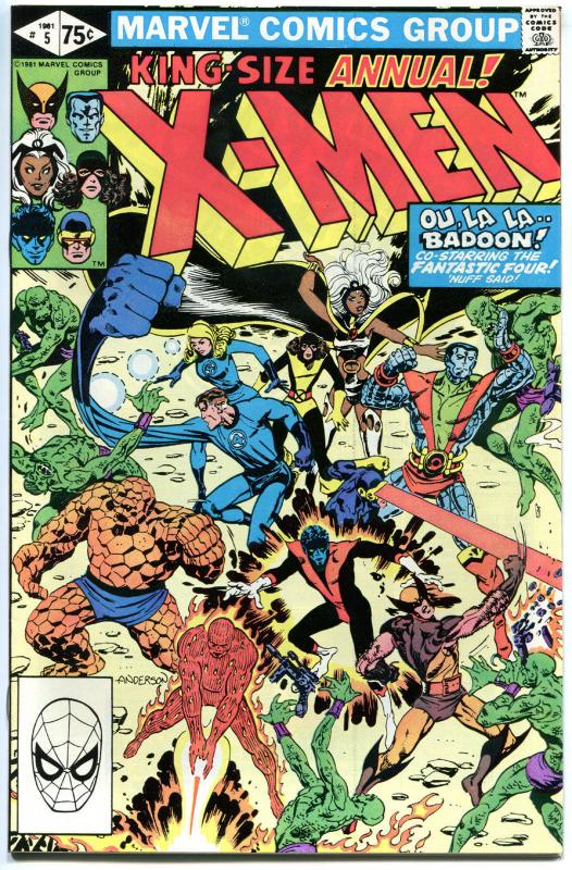 X-MEN #5 6 7 8 9 10-13 Annual, VF/NM to NM-, Wolverine, Uncanny, more in store