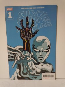 Silver Surfer: Black #1 (2019) 4th Printing