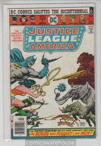 JUSTICE LEAGUE OF AMERICA (1960 DC) #132 FN+ A00331