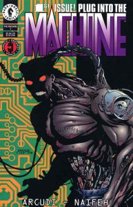 Machine, The #1 VF/NM; Dark Horse | save on shipping - details inside