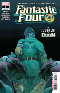 Fantastic Four #9 (Marvel, 2019) NM