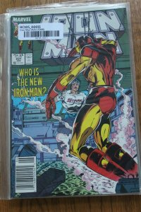 IRON MAN #231 (Marvel,1985) Condition NM