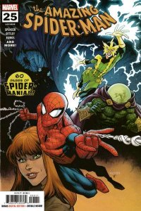 Amazing Spider-Man (2018 series) #25, NM + (Stock photo)