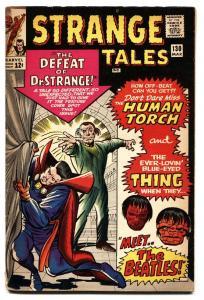 Strange Tales #130 comic 1965 First KAECILIUS Mads Mikkelsen - Doctor Strange
