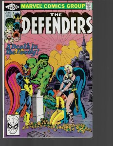 Defenders #89 (Marvel, 1980) NM