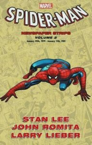 SPIDER-MAN: NEWSPAPER STRIPS HC VOL 02 - MARVEL COMICS - 2011 [SEALED!]