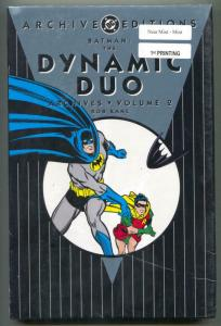 Batman: The Dynamic Duo Archive Edition v.2 hardcover