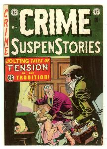 Crime Suspenstories 14   EC