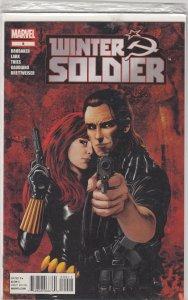 Winter Soldier #9 (2012)