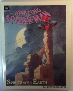 THE AMAZING SPIDER-MAN SPIRITS OF THE EARTH BY CHARLES VESS NEW COPY HARDCOVER