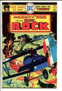 OUR ARMY AT WAR #286-SGT. ROCK-DC WAR FN+