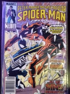 The Spectacular Spider-Man #110 (1986)