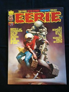Eerie, #73, March 1976, Warren Publ.
