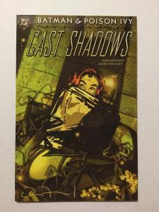 Batman & Poison Ivy Cast Shadows 1 NM Near Mint