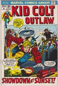 Kid Colt Outlaw #165