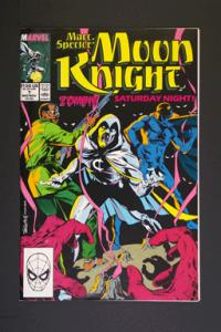 Moon Knight #7 Mid-November 1989
