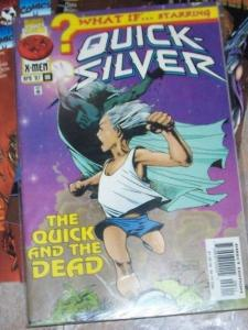 What If...? #96 (Apr 1997, Marvel) QUICKSILVER ..?