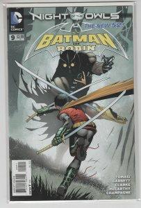 BATMAN AND ROBIN (2011 DC) #9