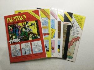 Nemo Classic Comics Library 1-9 11 13-21 24 26 28-30 32 Magazine Lot Vf 8.0