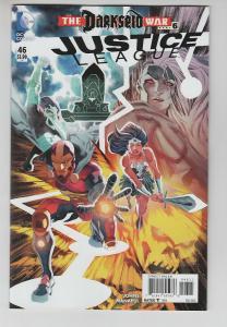 JUSTICE LEAGUE (2011 DC) #46 NM- A45503