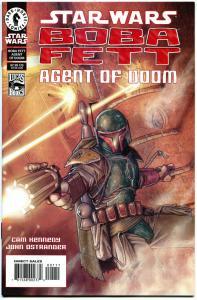 STAR WARS - BOBA FETT - Agent of DOOM #1, NM, 2000,  more SW in store