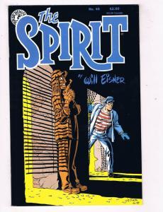 The Spirit #46 FN/VF Kitchen Sink Comix Comic Book Will Eisner 1983 DE40 AD14