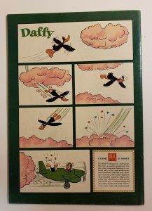 Daffy #8 Dell Comics 1957 Silver Age Disney Daffy Duck