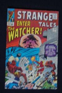 Strange Tales #134, Dr. Strange, Human Torch, Watcher