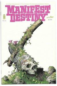 Manifest Destiny #2 - Image 2013 - FIRST PRINT - NM