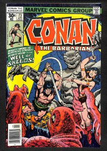 Conan the Barbarian #73 (1977)