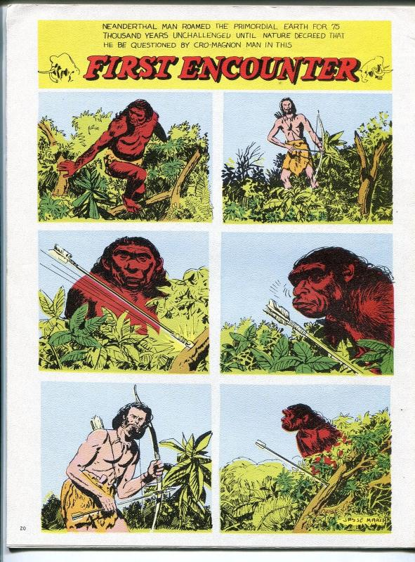 ERB-dom #14 1965-Edgar Rice Burroughs & Tarzan fanzine-Frank Frazetta-Carter-VF