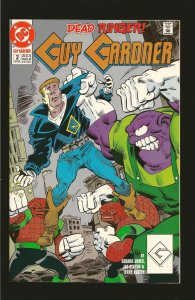DC Comics Guy Gardner No 2 November 1992