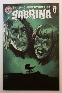 Chilling Adventures Of Sabrina #1 Variant Archie Comics 2014 Horror NM TV Show