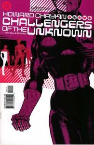 Challengers of the Unknown (2004 series) #2, NM- (Stock photo)