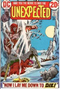 UNEXPECTED (TALES OF) 142 F-VF    December 1972 COMICS BOOK