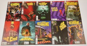 Luke Cage #1-5 + 166-170 VF/NM complete series - marvel legacy - rahzzah covers