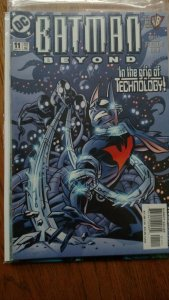 Batman Beyond #11 (DC, 2000) Condition: NM/MT