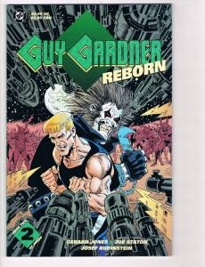 Guy Gardner Reborn Book 2 TPB DC Comic Books Hi-Res Scans Great Issue WOW!!!! T6