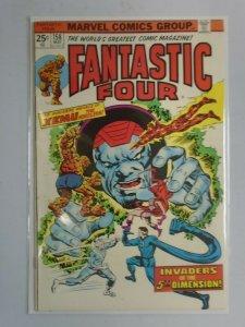 Fantastic Four #158 6.0 FN (1975 1st Series)