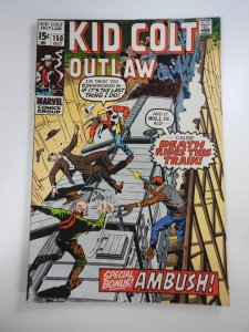 Kid Colt Outlaw #150 (1970)