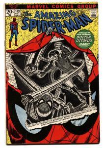 AMAZING SPIDER-MAN #113 comic book MARVEL COMICS-DOCTOR OCTOPUS