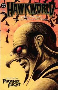 Hawkworld (1989 series) #3, NM- (Stock photo)