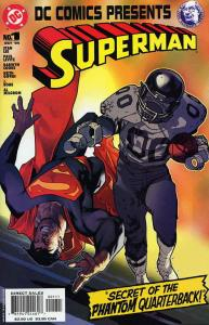 DC Comics Presents: Superman #1 FN; DC | save on shipping - details inside
