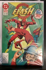 Flash 50th Anniversary Special #1 (1990)
