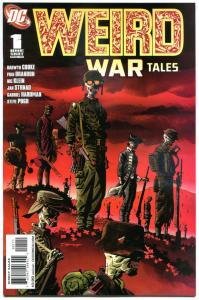 WEIRD WAR TALES #1, NM-, Darwyn Cooke, Steve Pugh, 2010, Vertigo, more in store