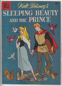 Four Color #973 (May-59) FN/VF+ High-Grade Sleeping Beauty, Prince Charming